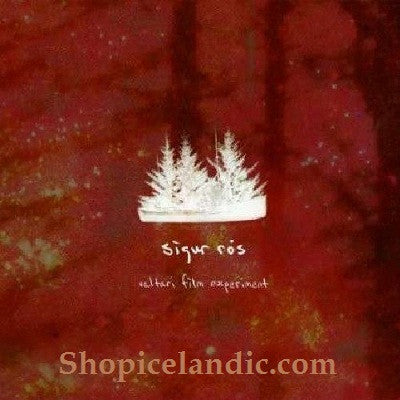 Sigur Rós - Valtari film experiment (DVD) - CD - Shop Icelandic Products