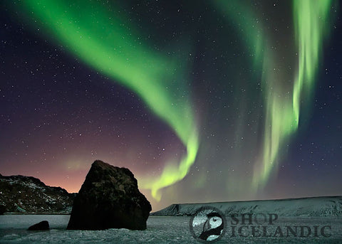 Solar Wind - Fine Print - Shop Icelandic Products