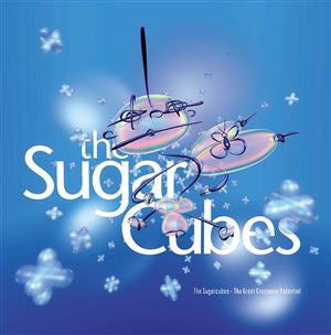 Sugarcubes - The Great Crossover Potential (CD) - CD - Shop Icelandic Products