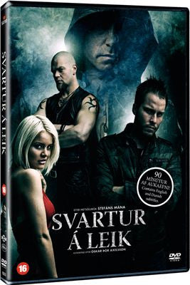 Svartur á leik - Black's Game (DVD) - DVD - Shop Icelandic Products