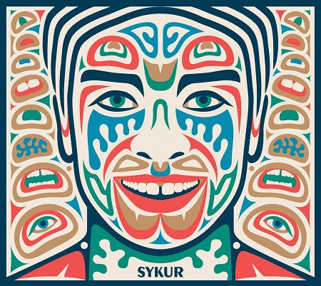 Sykur - Mesópótamía (CD) - CD - Shop Icelandic Products