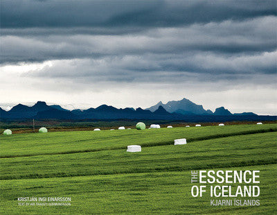 Icelandic sweaters and products - The Essence of Iceland Book - Shopicelandic.com