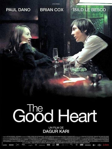 Icelandic sweaters and products - The Good Heart (DVD) DVD - Shopicelandic.com