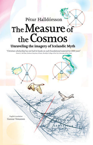 Icelandic sweaters and products - The Measure Of The Cosmos Book - Shopicelandic.com