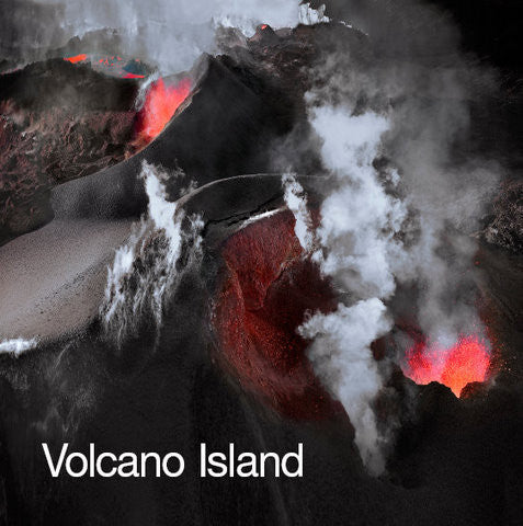 Volcano Island - Book - Shop Icelandic Products