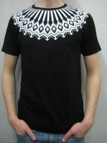 Wool pattern T-shirt - Mens - Clothing - Shop Icelandic Products