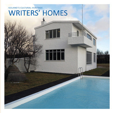 Writer's Homes - Book - Shop Icelandic Products