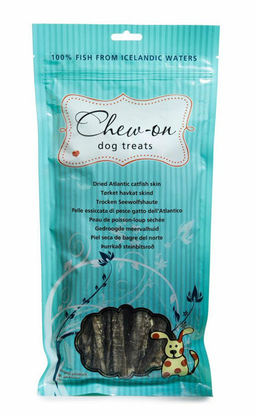 Icelandic Products Chew-on Dog Treats (140gr) Pet Treats- ShopIcelandic