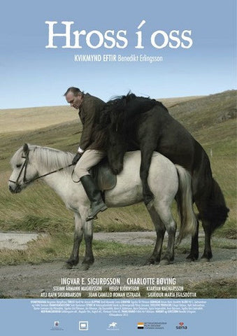 Hross í oss - Of Horses and Men (DVD) - DVD - Shop Icelandic Products