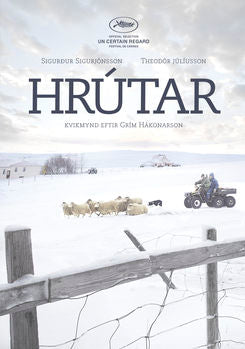 Icelandic sweaters and products - Hrútar  - DVD DVD - Shopicelandic.com