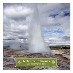 Icelandic Folksongs and other favourites (CD) - CD - Shop Icelandic Products