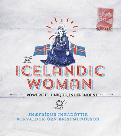 The Icelandic Woman - Book - Shop Icelandic Products