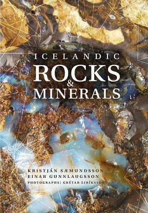 Icelandic Rocks and Minerals - Book - Shop Icelandic Products