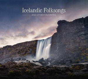 Icelandic Folksongs (2CD) - CD - Shop Icelandic Products