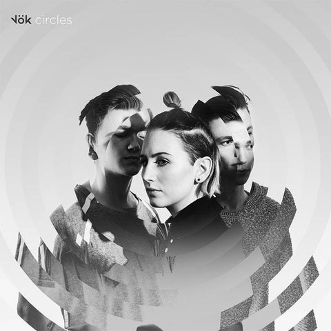 Icelandic sweaters and products - Circles - Vök CD - Shopicelandic.com