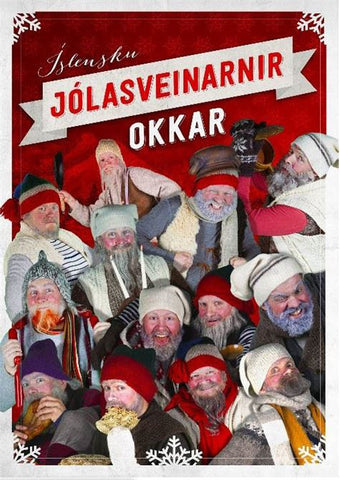 Our Icelandic Yule Lads (DVD) - DVD - Shop Icelandic Products