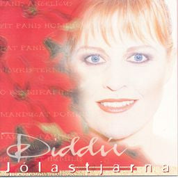Jólastjarna Diddú (CD) - CD - Shop Icelandic Products