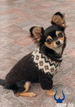 Istex Dog Sweater - knitting kit - Wool Knitting Kit - Shop Icelandic Products