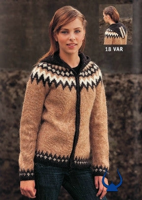 Istex Var - knitting kit - Wool Knitting Kit - Shop Icelandic Products