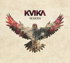 Kvika - Seasons (CD) - CD - Shop Icelandic Products