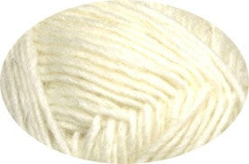 Icelandic sweaters and products - Lett Lopi 0051 - white Lett Lopi Wool Yarn - Shopicelandic.com