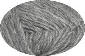 Icelandic sweaters and products - Lett Lopi 0056 - light grey heather Lett Lopi Wool Yarn - Shopicelandic.com