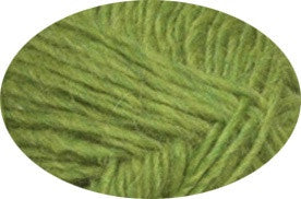 Icelandic sweaters and products - Lett Lopi 1406 - spring green heather Lett Lopi Wool Yarn - Shopicelandic.com