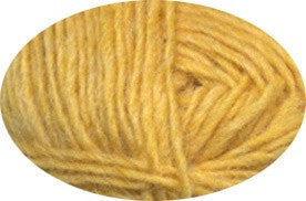 Lett Lopi 1411 - sun yellow - Lett Lopi Wool Yarn - Shop Icelandic Products