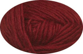Icelandic sweaters and products - Lett Lopi 9434 - crimson red Lett Lopi Wool Yarn - Shopicelandic.com
