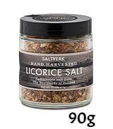 Saltverk - Licquorice Salt - Food - Shop Icelandic Products - 1