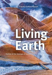 Living Earth - Book - Shop Icelandic Products