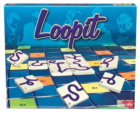 Loopit - Logic board game - Puzzle - Shop Icelandic Products