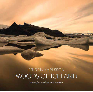 Friðrik Karlsson - Moods of Iceland (CD) - CD - Shop Icelandic Products
