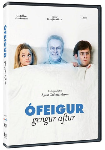 Ófeigur gengur aftur - Spooks and Spirits (DVD) - DVD - Shop Icelandic Products