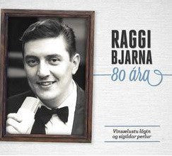 Raggi Bjarna 80 ára (3CD) - CD - Shop Icelandic Products