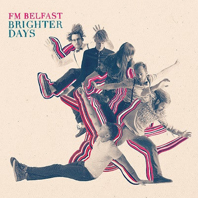 FM Belfast - Brighter Days (CD) - CD - Shop Icelandic Products