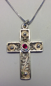Cross - Filigree - Jewelry - Shop Icelandic Products