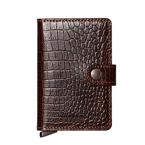 Miniwallet: Amazone Brown - Wallet - Shop Icelandic Products - 1