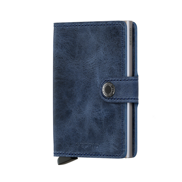 Miniwallet: Vintage Blue - Wallet - Shop Icelandic Products - 1