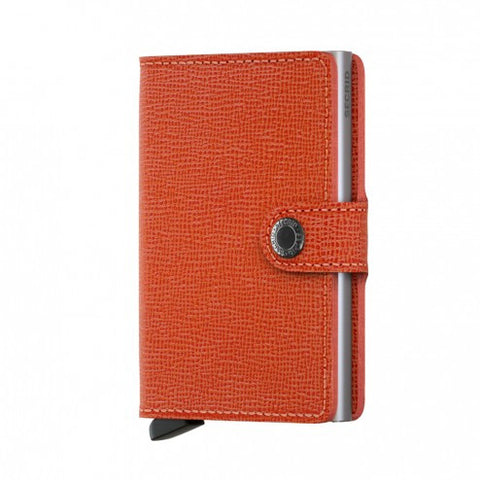 Miniwallet: Crisple Orange - Wallet - Shop Icelandic Products - 1
