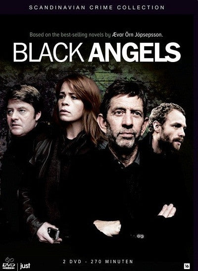 Svartir Englar - Black Angels (DVD) - DVD - Shop Icelandic Products