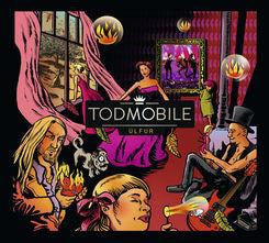 Todmobile - Úlfur (CD+DVD) - CD - Shop Icelandic Products