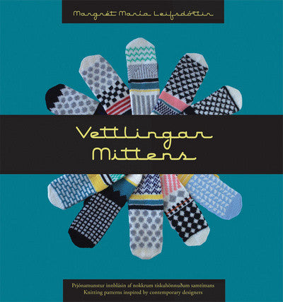 Mittens - Vettlingar - Book - Shop Icelandic Products