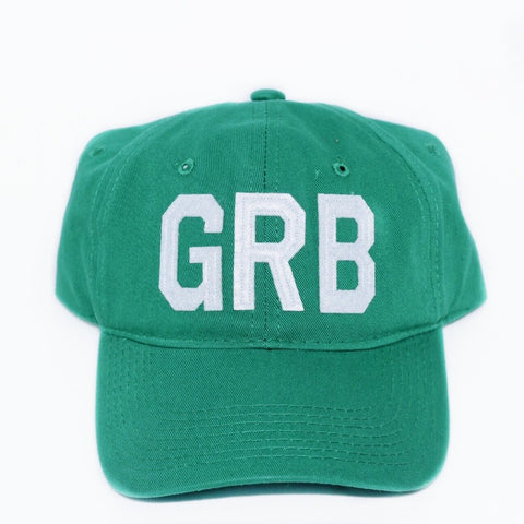 GRB - Green Bay, WI Hat