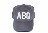 ABQ - Albuquerque, New Mexico Hat
