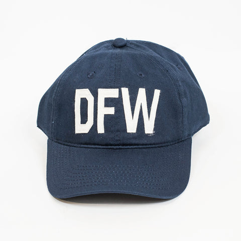DFW - Dallas/Fort Worth, TX Hat