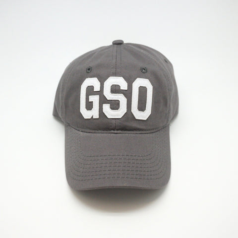 GSO - Greensboro, NC Hat