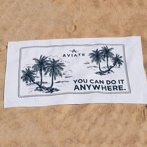 Playas Beach Towel