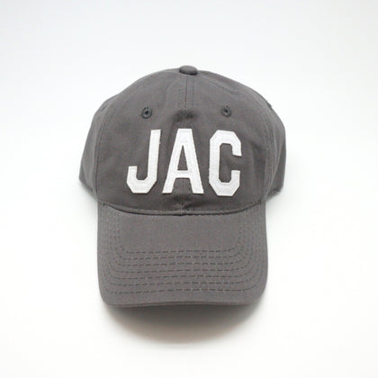 JAC - Jackson Hole, WY Hat - PREORDER - SHIP DATE December 2020