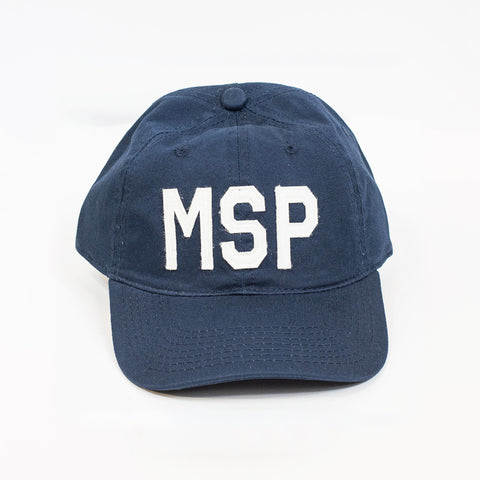 MSP - Minneapolis, MN Hat